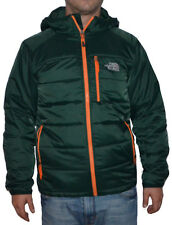 GIACCA THE NORTH FACE HOODED REDPOINT JACKET NOAH GREEN GIUBBOTTO NEW