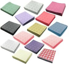PAPER TABLEWARE, CLOTHS, DISPOSABLE, SQUARE TABLE COVERS, PARTY, TABLECLOTHS