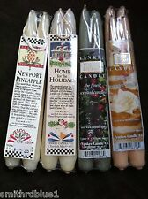 HTF yankee candle taper 8' you pick your favorite pack discontinued VHTF rare