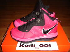 Nike Air Zoom Lebron 8 V/2 (GS) Pink Solar Red B