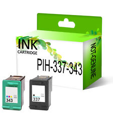 Remanufactured Generic Ink Cartridge Replace For 337 & 343