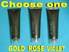 St Tropez︱SKIN ILLUMINATOR︱choose 1 color GOLD, VIOLET, ROSE︱1.6 oz︱SEALED