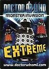 Dr Who Monster Invasion Extreme 166-204 Common Cards Choose Amy Card Form List.
