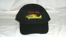 Piper Cub Antique Airplane Embroidered Hat