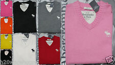 NWT Abercrombie & Fitch A&F Men Muscle Fit Schofield Cobble Long Sleeve Sweater