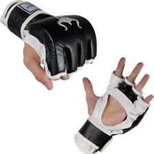 Warrior MMA Grappling Gloves Competition Fight Equipment Supply Cage Gear