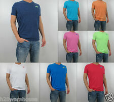 NWT HOLLISTER HCO Men Muscle Slim Fit Hidden Hills T - Shirt Tee By Abercrombie