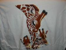 GIRAFFE MOMMY AND BABIES SO SWEET  JERZEES Sweatshirt Sizes THE BEST S TO 4XL