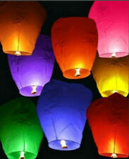 10piece mix Chinese Sky Fly Fire Lanterns wish Halloween Party Wedding Birthday