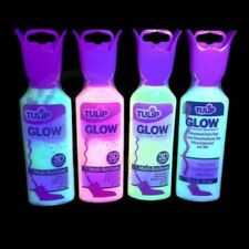 TULIP GLOW 3D dimensional fabric paint 37ml - Various Colours