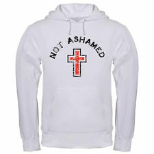 NOT ASHAMED CHRISTIAN CONSERVATIVE JESUS IS LORD hoodie hoody