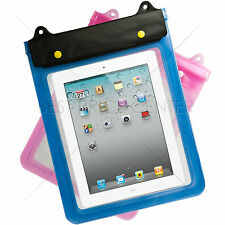 Waterproof Gel Skin Cover Sleeve Pouch Bag for ViewSonic ViewPad 10e E100 Tablet