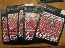 NIP! NFL Stretchable Book Covers, Kansas City Chiefs, Tampa Bay Buccaneers
