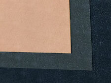 """SoleTech Gum Crinkle Rubber Soling Sheet 15"""" x 30"""""""