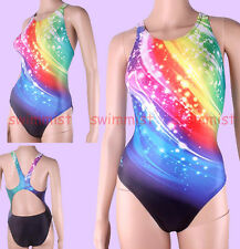 NWT YINGFA 930 TRAINING RACING COMPETITION SWIMSUIT US MISS 2,4,6,8,10,12 ALL Sz