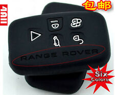 Silicone Remote Key Fob Case Holder Cover Land Rover/Discovery 4/Range Rover 13