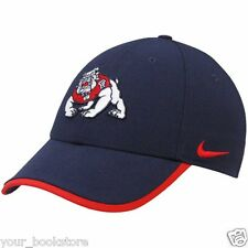 Nike Fresno State Bulldogs Legacy 91 Adjustable Dri-Fit Coaches Cap Hats Lids