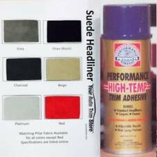 Suede Headliner Kit:  1 Yard of Suede Fabric + 1 Can Spray Adhesive