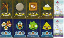 Rovio New ANGRY BIRDS TRADING CARDS GAME MIRROR FOIL GOLD SILVER LIMITED EDITION