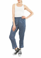Cotton Printed Peg Tapered Trouser Pyjama Tailoring