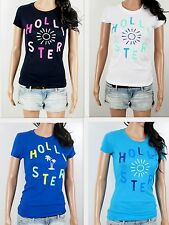 2013 NEW HOLLISTER Women's T Shirt Aliso Creek By Abercrombie