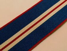 Queens Golden Jubilee Miniature Size Medal Ribbon, Army, Military, Mini, Mount