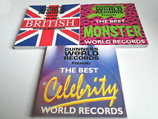 Mini Guinness Book - Best In The World Record Books - Choose Title