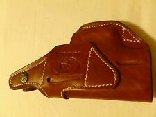 GLOCK 19/26/27 IN & OUT HOLSTER Black/Brown