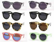 Classic Vintage Fashion Round Sunglasses P2120