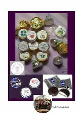 Hershey Kiss Peppermint Patty Candy Wrappers Labels Stickers Any Event
