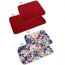 Readi Seat Pad burgundy/Floral Large, Small 850ml absorbency dining/wheelchairs