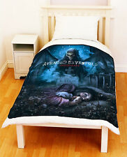 AVENGED SEVENFOLD A7X Nightmare Photo Album Bed Throw Fleece Blanket Med & Large