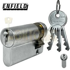 Enfield Garage Door Roller Shutter Key Switch Half Euro Cylinder Lock Barrel