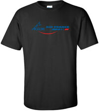 Accor Air France Cool Logo French Airline T-Shirt