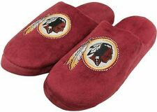 Washington Redskins NFL Licensed Women's Jeweled Slide Slippers Sizes S M L XL
