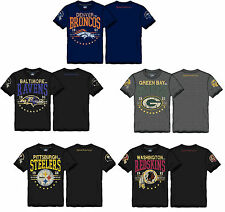 NFL Football Big Time T-Shirt Men's - Pick Team
