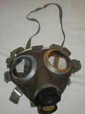 Canvas Gas Mask  Genuine Hungarian diferent sizes grade B