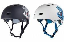 Bullet/Santa Cruz Screaming Hand Skate Helmet For Scooters/BMX Bike/Skateboards