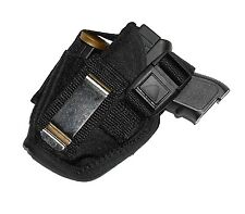 Belt & Clip Holster w/Mag Pouch RUGER LCP, TAURUS TCP, SIG 238- 380s SNATCHPROOF