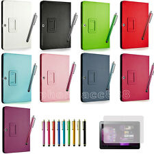 Leather Flip Stand Case Cover For Samsung Galaxy Tab 2 10.1 P5100 P5110 P5113