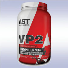 AST SPORTS VP2 WHEY PROTEIN ISOLATE (2 LB / 32 SERVINGS) powder with aminogen