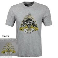 Soundgarden Birds Tour T-Shirt New Extended Size XXXL - 3XL Gray