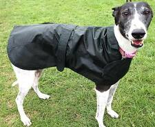 Dog Coat Waxed Cotton Jacket Water Proof Greyhound Whippet Lurcher
