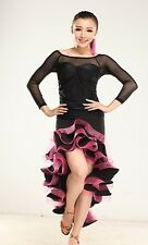 NEU Latino salsa Kleid TanzKleid LatinaKleid Latein Kleid top & rock HB177+178