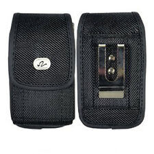 Nylon Vertical Metal Belt Clip Carryng Case Pouch for LG Cell Phone ALL CARRIERS