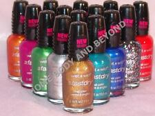 WET N WILD Fast Dry Nail Color Polish You Choose Color