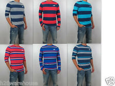 NWT HOLLISTER Men Slim Muscle Fit La Jolla Cove Crew Tee T Shirt By Abercrombie