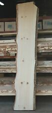 Pine Counter Top 8x20 Wood Island Bar Slab Table Rustic Unfinished Thick New
