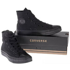Converse Chuck Taylor As Core HI All Black M3310 All Star Sneakers Free Shipping