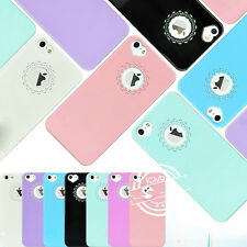 NEW ULTRA SLIM LOVELY CUTE LOVE HEART PHONE CASE COVER SKIN FOR IPHONE 4 4S 5 5S